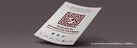 La Sociedad Española de Periodística convoca por vigésimo primer año consecutivo un congreso para reflexionar en torno al pasado, presente y futuro del oficio periodístico